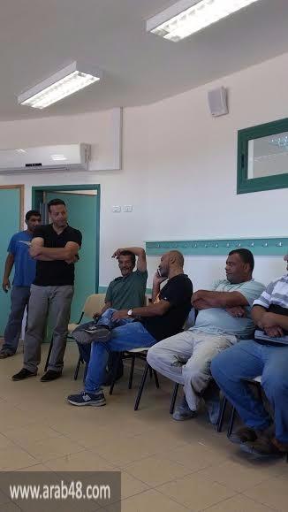 جسر الزرقاء: انتخاب لجنة أولياء في الإعدادية الشاملة