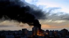 غزة: طيران الاحتلال يقصف 3 مواقع والبحرية تستهدف الصيادين