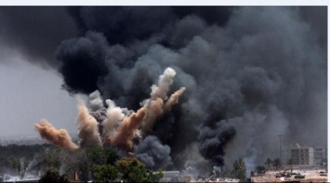 """العراق: مقتل 68 بقصف """"طائرة مجهولة"""""""