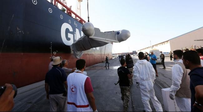 إنقاذ 2281 مهجرا قبالة السواحل الليبية