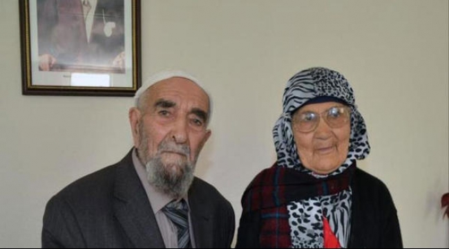 تركيّان يتزوجان بعد قصة حب دامت 77 عاما