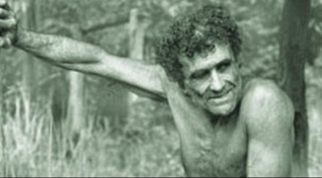 رجل يعيش لمدة 50 عاما في الغابات