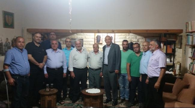 التجمع يتضامن مع النائب السابق سعيد نفاع