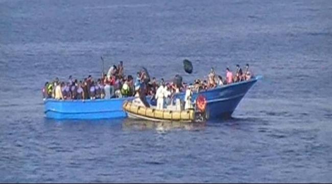 إنقاذ 4700 لاجئ مهاجر قبالة السواحل الليبية بيوم واحد