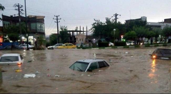 إيران: مقتل 10 أشخاص جراء أمطار غزيرة وسيول