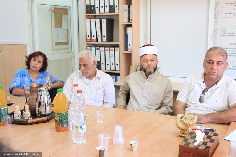 سخنين: اللجنة الشعبية تستعد لإحياء هبة القدس والأقصى