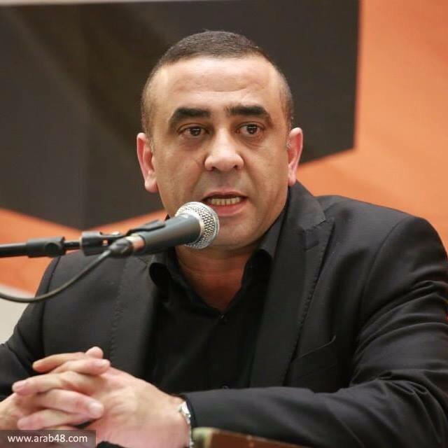 شفاعمرو: عضو البلدية مراد حداد يزور الأسير نعمان بحوث