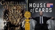 """جوائز إيمي: منافسة بين """"جيم أوف ثرونز"""" و""""هاوس أوف كاردس"""""""