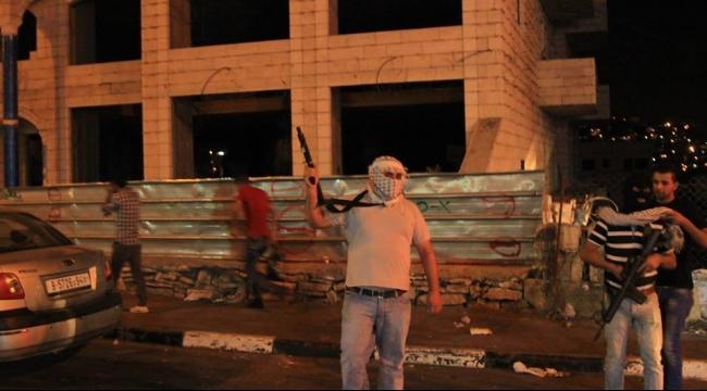 بيت لحم: اشتباكات بين الأجهزة الأمنية ومتظاهرين