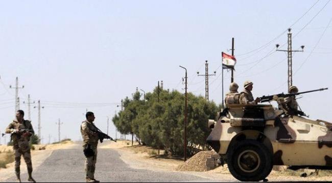 مقتل ضابط شرطة مصري برصاص إرهابيين بشمال سيناء