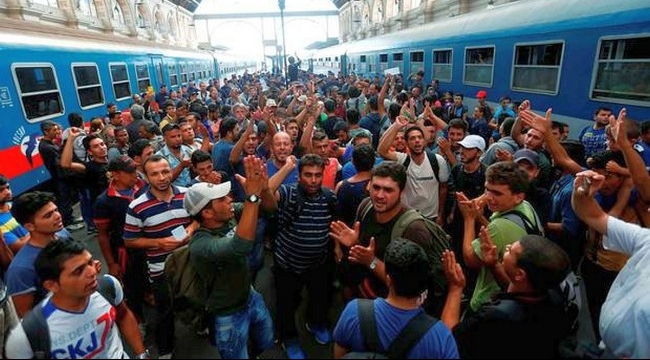 المجر: ابتكار تطبيق لمساعدة اللاجئين التائهين