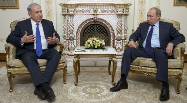 اتفاق إسرائيلي روسي لمنع صدامات عسكرية في سورية