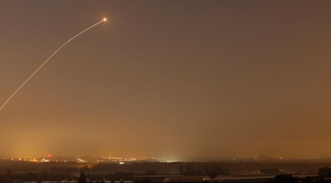 سقوط صاروخ أطلق من غزة في جنوب البلاد