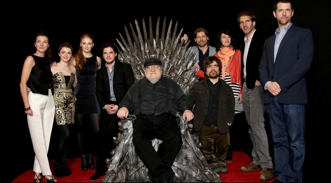 """""""جيم أوف ثرونز"""" تحصد جائزة إيمي عن أفضل مسلسل درامي"""