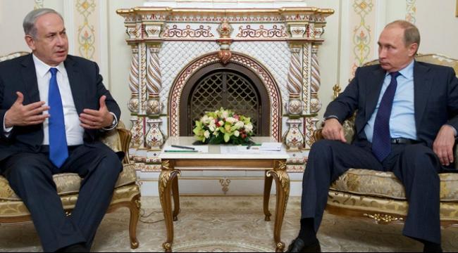 """خبير إسرائيلي: بوتين أبلغ نتنياهو بخطة لـ""""إعادة استقرار"""" سوريا والعراق"""