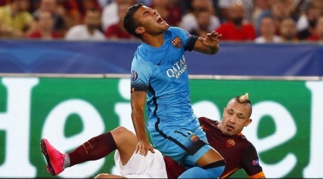 برشلونة يطالب ببديل فوري لرافينيا المصاب