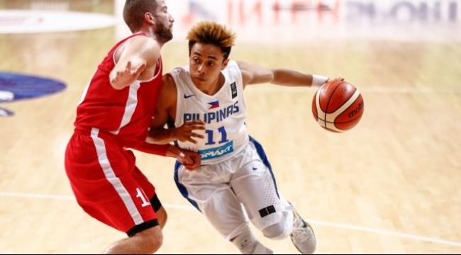 فلسطين تهزم الفيليبين بكأس آسيا لكرة السلة