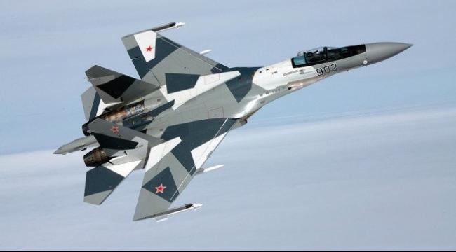 """الطائرات الروسية بسوريا بدأت بقصف """"داعش"""""""
