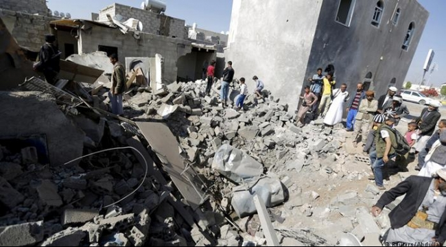 اليمن: التحالف يشن غارات مكثّفة على صنعاء