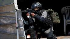 إصابة مدير شرطة نابلس وطفلته برصاص الاحتلال