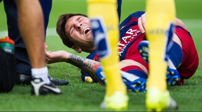 برشلونة يتلقى ضربة موجعّة بغياب ميسي لمدة شهرين