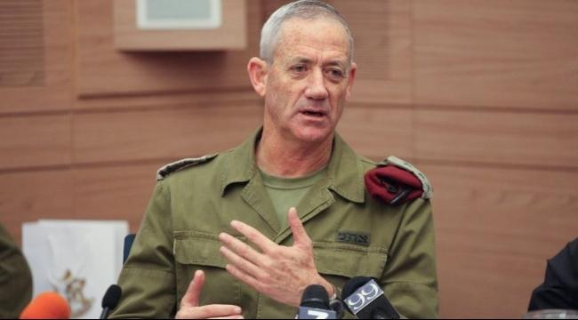غانتس ينتقد ردة الفعل الإسرائيلية إزاء الاتفاق النووي الإيراني