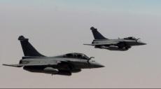 فرنسا تشن أول غاراتها في سوريا