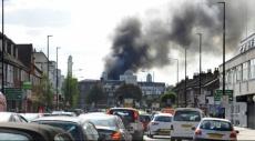 بريطانيا: القبض على مشتبهين بإحراق مسجد أوروبا الأكبر