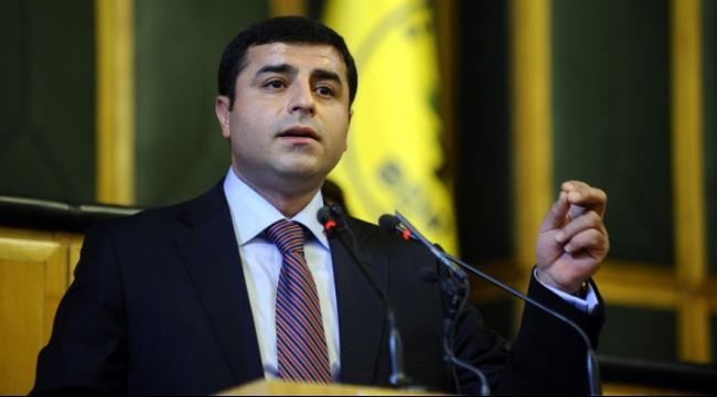 دميرتاش يدعو لوساطة ألمانية بين تركيا والأكراد