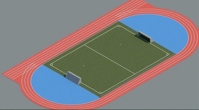 باقة الغربية: 4 ملايين شيكل لإقامة ملعب لألعاب القوى