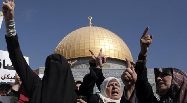 القدس: تشديدات أمنية على المسجد الأقصى المبارك
