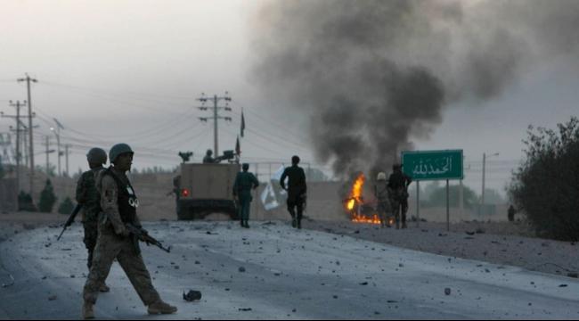 أفغانستان: انفجار أثناء لعبة كرة طائرة يتسبب بمقتل 10 مدنيين