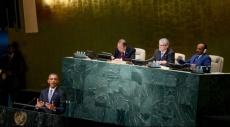أوباما: تعاون مع روسيا وإيران بشأن سورية واستبدال الأسد