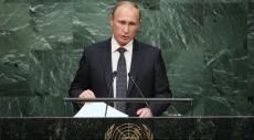 بوتين: من الخطأ عدم التعاون مع الأسد