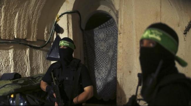 استشهاد ناشط من حماس داخل نفق في قطاع غزة