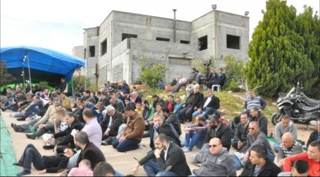 أم الفحم: اللجنة الشعبية تصر على التظاهر رغم المنع