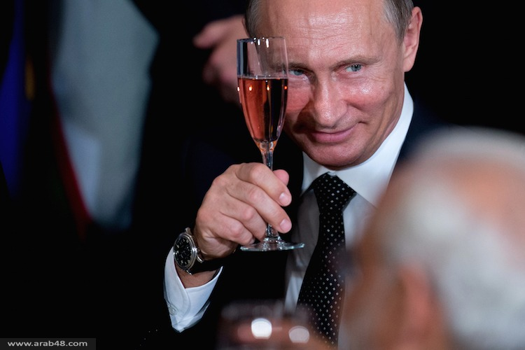بوتين: نحترم مصالح إسرائيل بسورية  وقلق بشأن الضربات الأخيرة