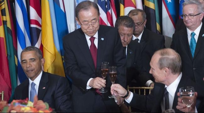 أوباما وبوتين يتبادلان الانتقادات بشأن سورية