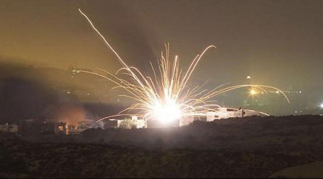 النيران الطائشة ورسالة إسرائيل إلى روسيا