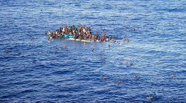 المتوسط: إنقاذ 1100 مهاجر من الغرق