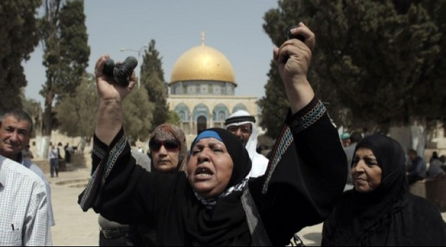 """تضامنا مع الأقصى: """"فتح"""" تدعو للالتزام بالإضراب وأمن السلطة يتحفظ"""