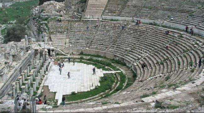 تركيا: اعتراضات على ترميم مسرح يوناني أثري