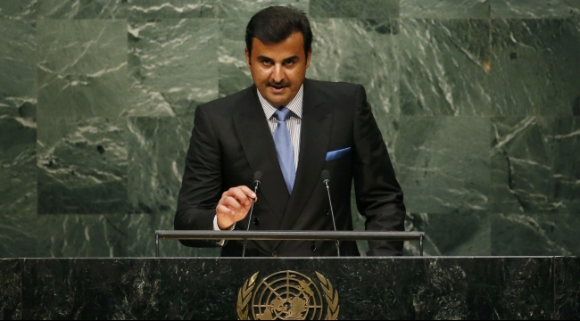 قطر: استمرار القضية الفلسطينية دون حل عادل وصمة بجبين الإنسانية