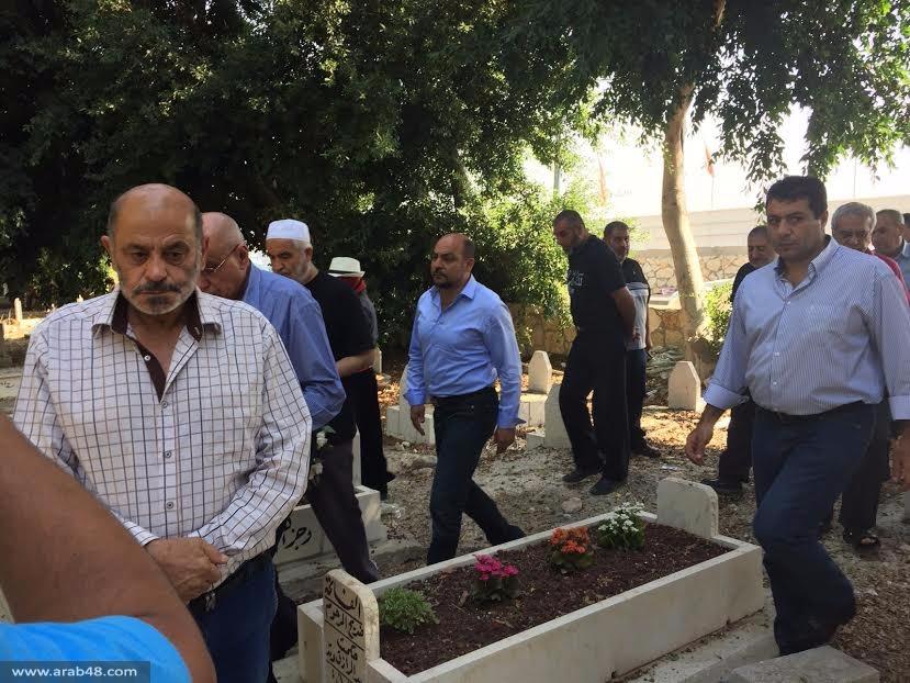 جت: إحياء ذكرى شهيد هبة القدس والأقصى رامي غرة