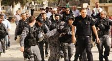 القدس: اقتحام للأقصى والاحتلال ينشر آلاف عناصره