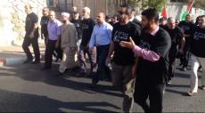 مسيرة الوفاء للشهداء تجوب شوارع الناصرة