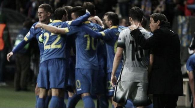 باتي بوريسوف يحقق فوزاً صعباً على روما 3-2