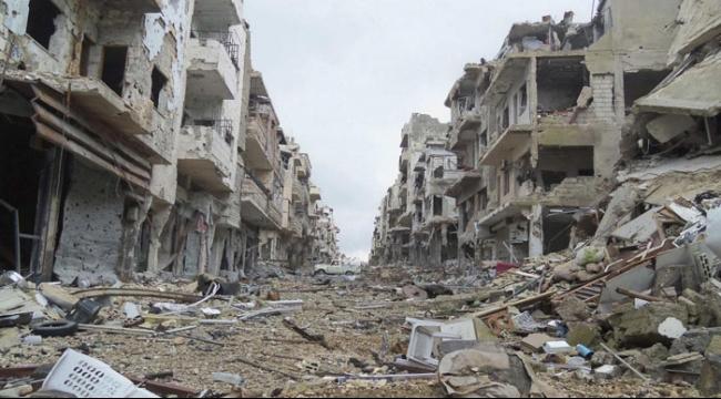 سورية: 27 قتيلا بينهم أطفال في قصف لحمص