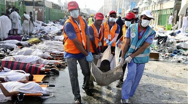 إيران تهدد بالعنف إذا لم تتسلم جثامين ضحايا منى