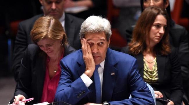 """كيري قلق حيال احتمال عدم استهداف الغارات الروسية """"داعش"""" و""""النصرة"""""""